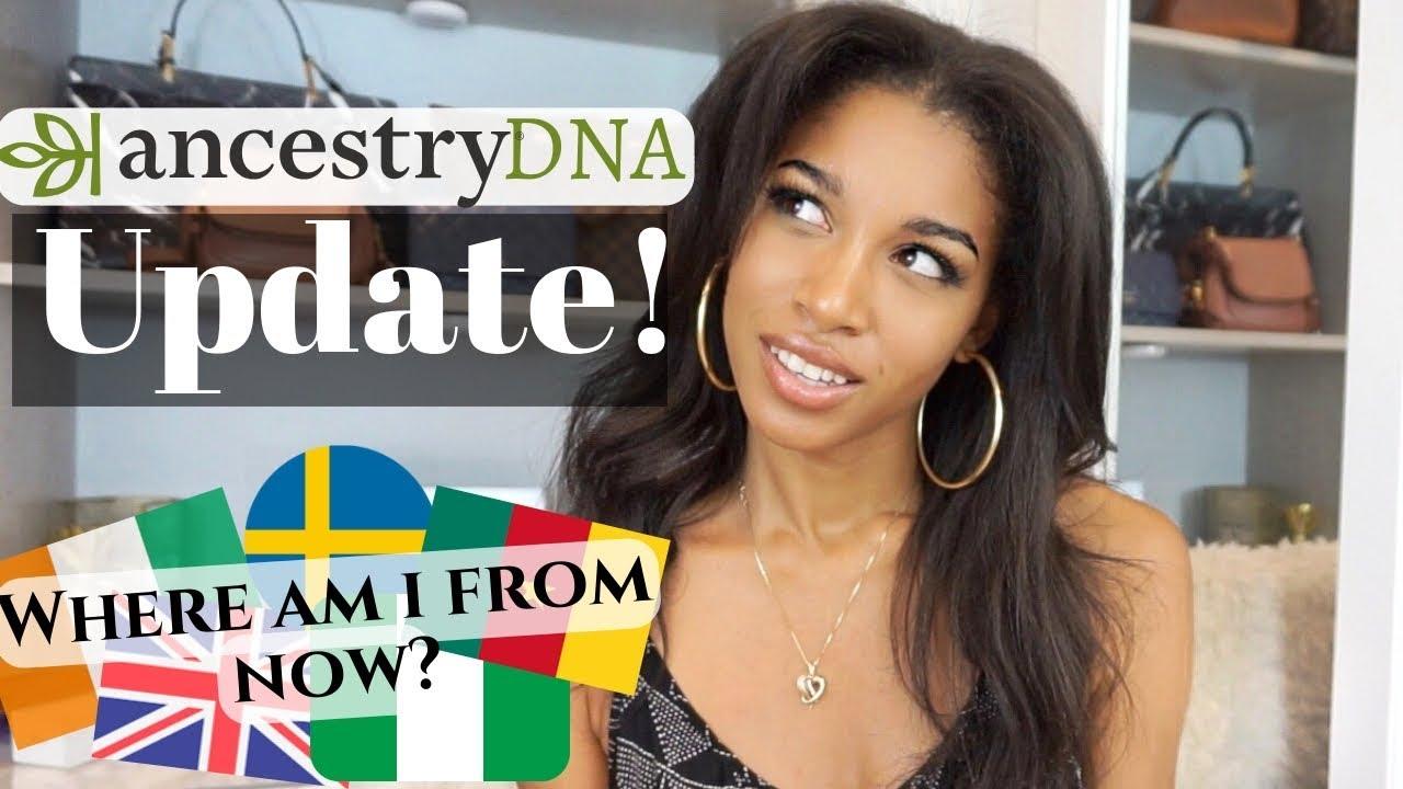 ANCESTRY DNA UPDATE | African American Ancestry Next Generation Estimate | KWSHOPS