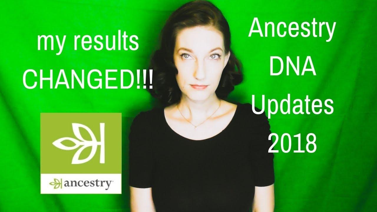 Ancestry.com DNA Test Result Updates, My DNA  Test Results CHANGED! #ancestrydna