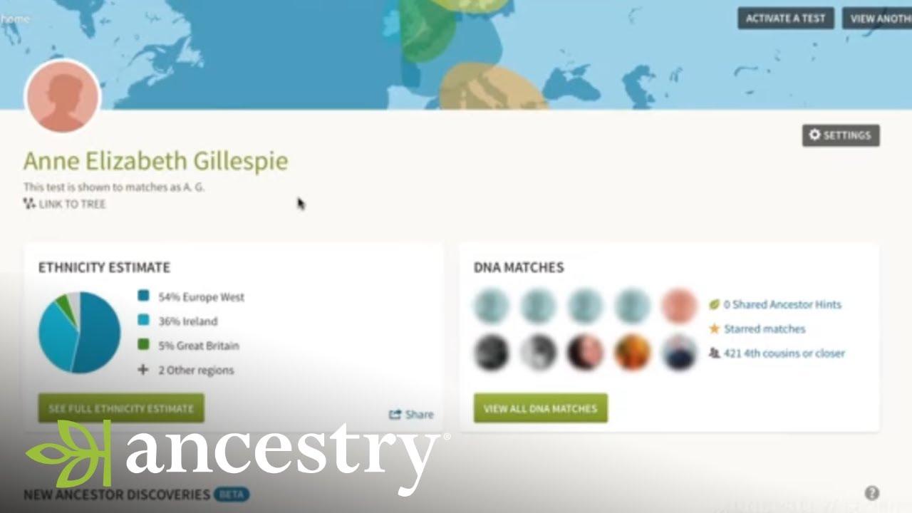 AncestryDNA | How Do I Link My AncestryDNA Results to My Ancestry Tree? | Ancestry