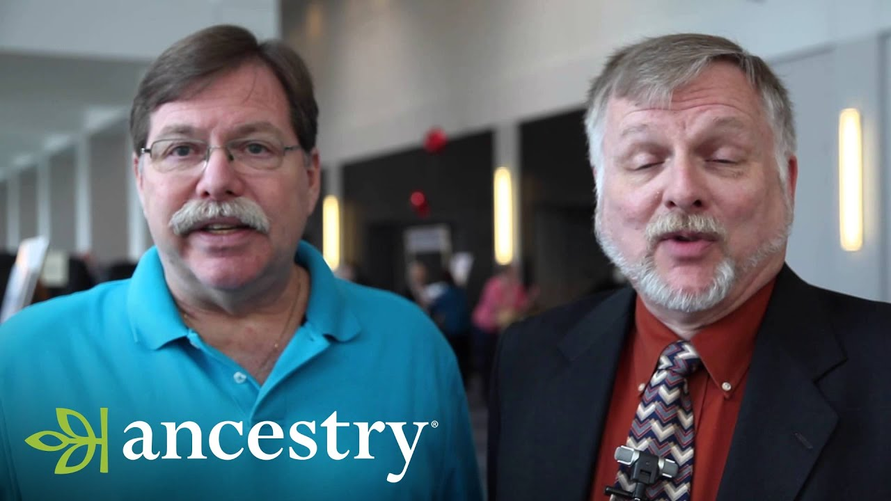 The Genealogy Guys | Expert Series | Ancestry