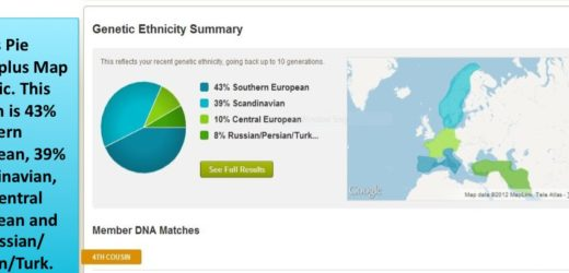 DNA Ethnicity   Now What Am I?!   Ancestry Improved Results