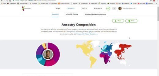 23andMe vs. AncestryDNA Results Comparison (2018)