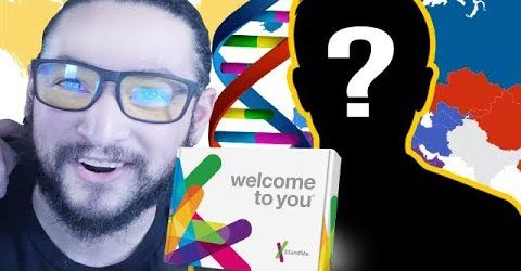 ANCESTRY DNA TEST RESULTS WITH MY MOM