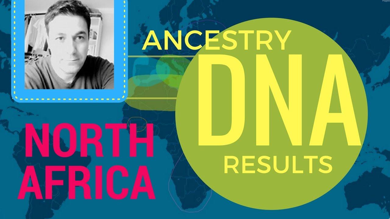 Ancestry DNA Results – Algeria – North Africa – Amazigh