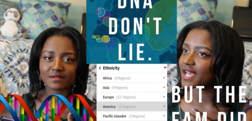 Ancestry DNA Results | DNA Don't Lie ..  But My Family Did