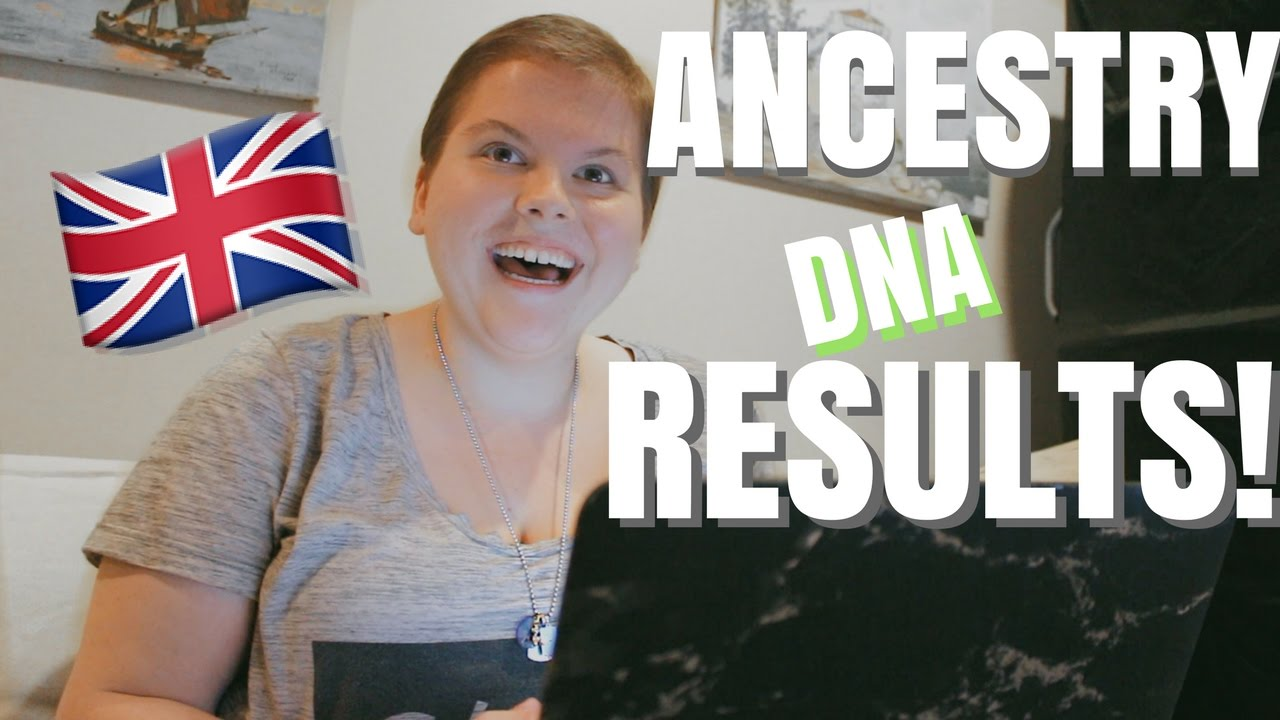 Ancestry DNA Results! (Ft. ash)