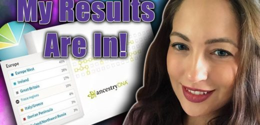 Ancestry DNA Results!!! Who Would Have Guessed?!?!