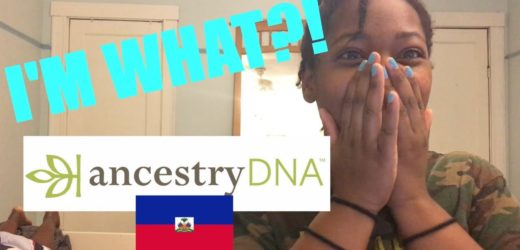Ancestry DNA Test Results| Haitian American