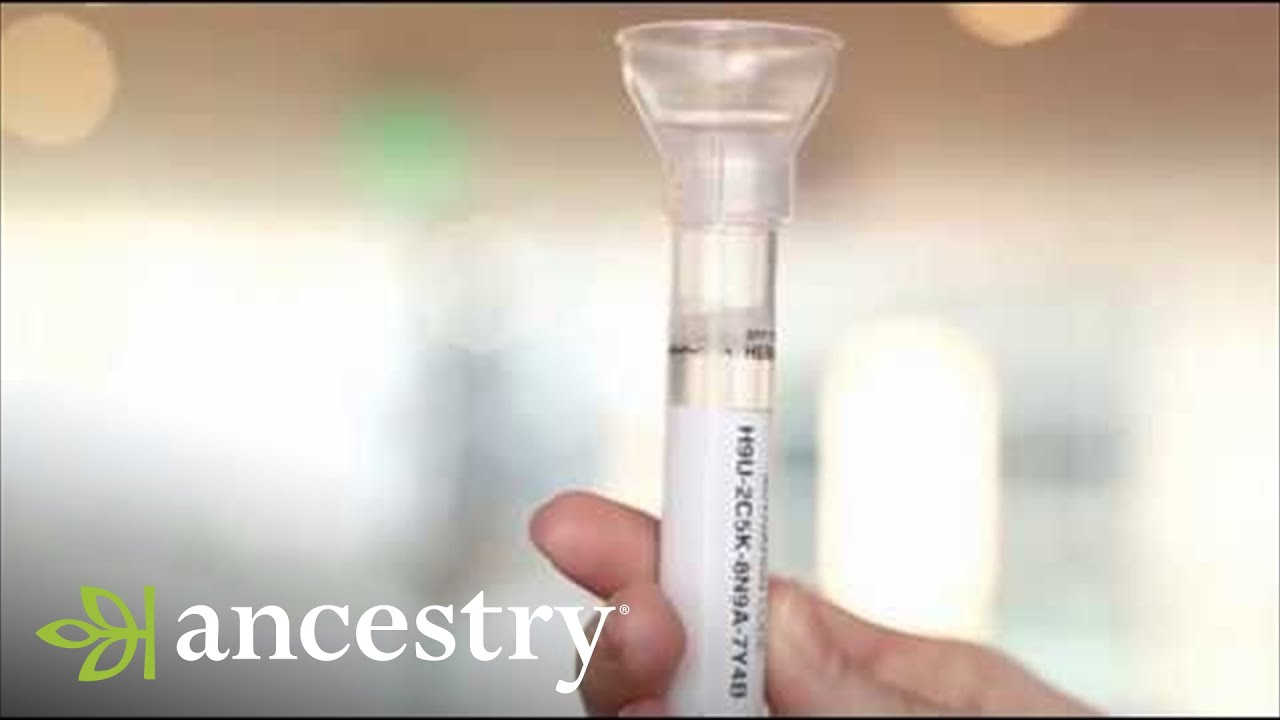 AncestryDNA | How to Submit Your AncestryDNA Sample | Ancestry
