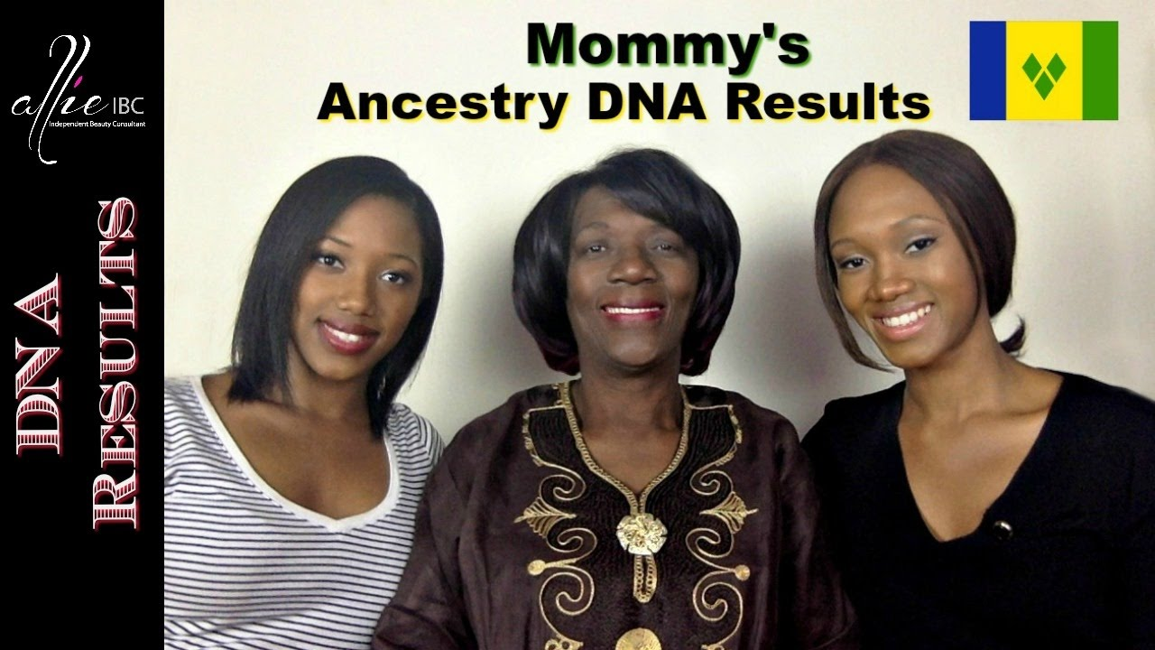 AncestryDNA Results: My Mom's vs My Sister's & My 23andMe Results + GedMatch