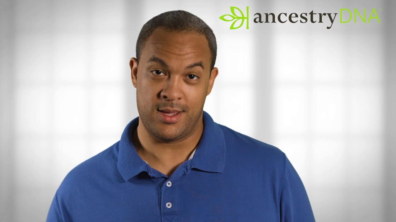 AncestryDNA.com  O.J. Simpson Spot