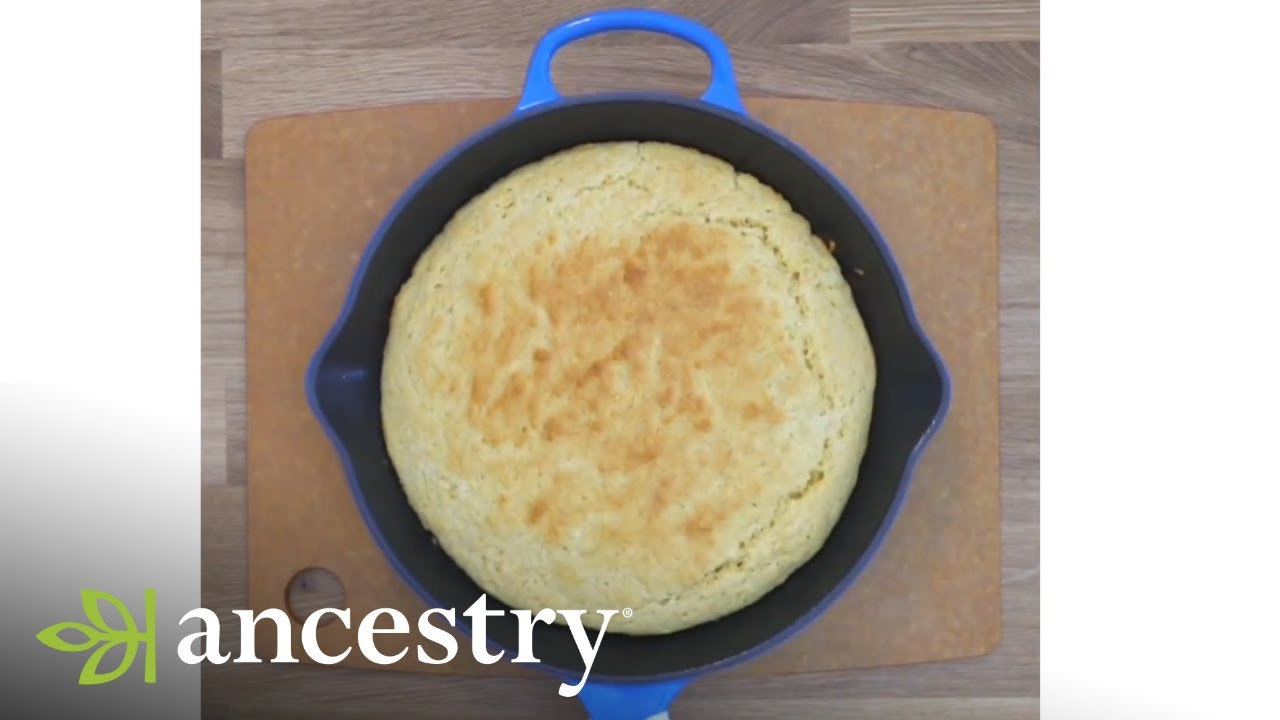 Corn Bread | Recipe Records | Ancestry
