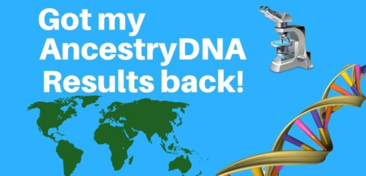 Got my Ancestry DNA results back