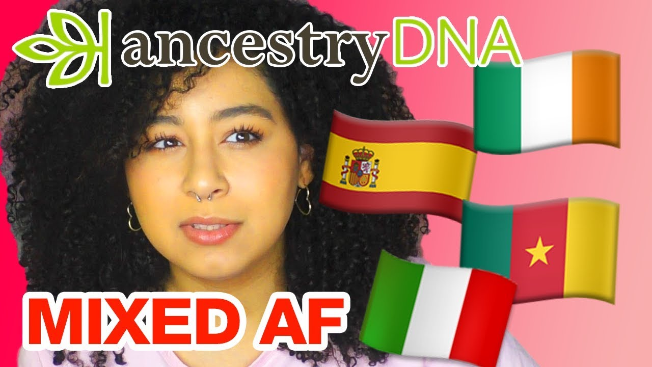 MY ANCESTRY DNA RESULTS! | I'm SHOOK