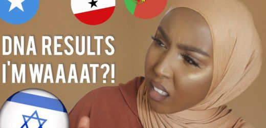 MY ANCESTRY DNA RESULTS! | SOMALI DNA RESULTS | I'M MIXED ?!