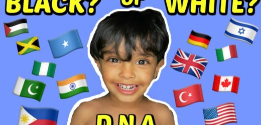 SHOCKING MIXED BABY'S ANCESTRY DNA RESULTS