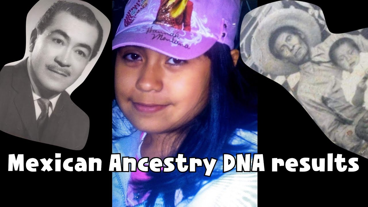 Updated Mexican Ancestry DNA results
