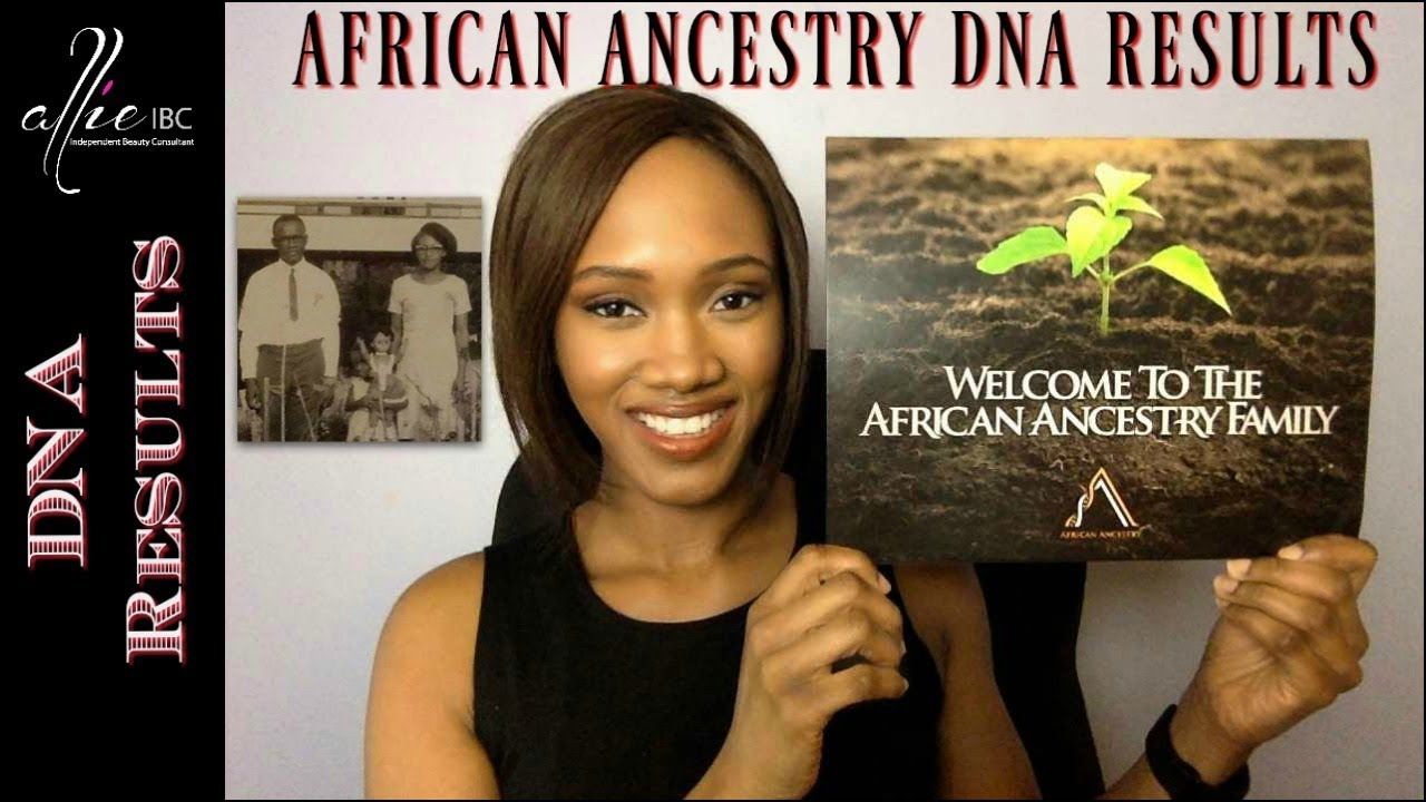 African Ancestry DNA Results: My Late Grandparents!