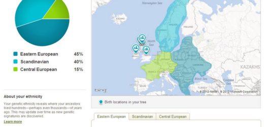 AMAZING! | My AncestryDNA  results!