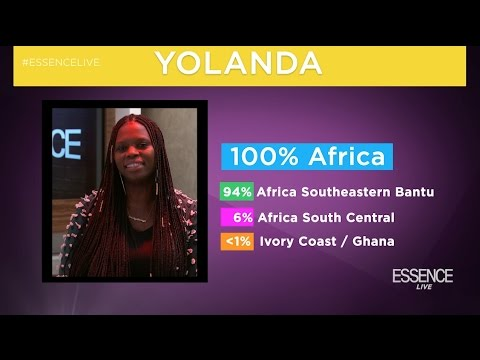 Ancestry DNA Results for the Typical African-American | ESSENCE Live