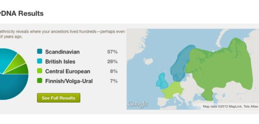 Ancestry DNA Results!!! I'm Scandinavian??