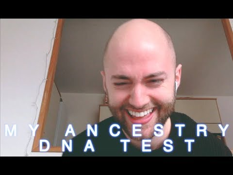 ANCESTRY DNA TEST AND RESULTS!!!