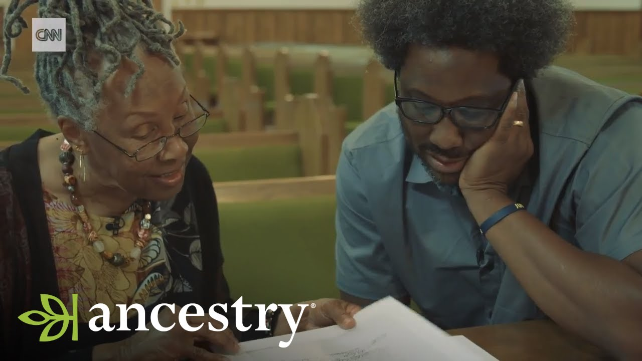 AncestryDNA | CNN's: Finding Kamau Bell Episode 2 | Ancestry