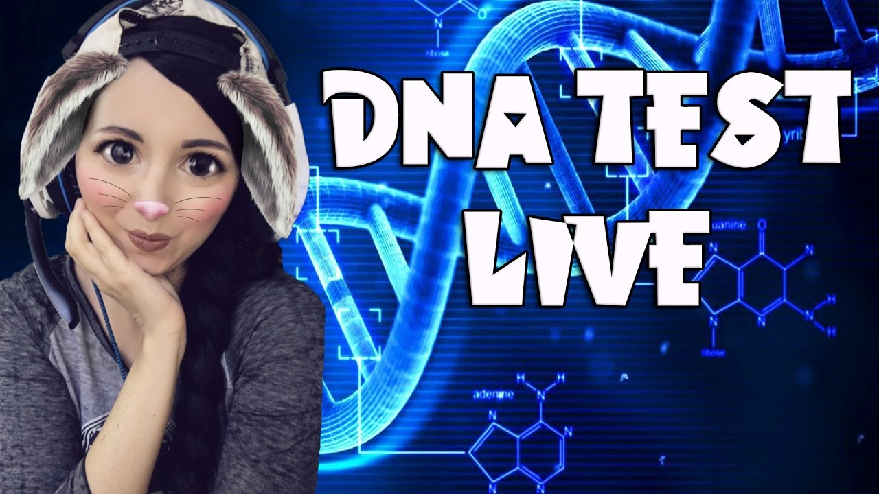 DNA TEST LIVE | ancestryDNA