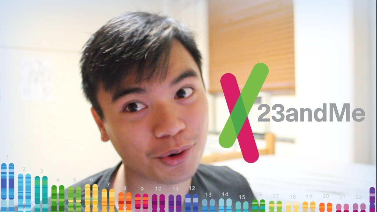HOW ASIAN AM I? (FILIPINO) | 23andMe Ancestry DNA Results
