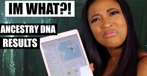 IM FROM WHERE !?  | Ancestry DNA Results | HeyParis