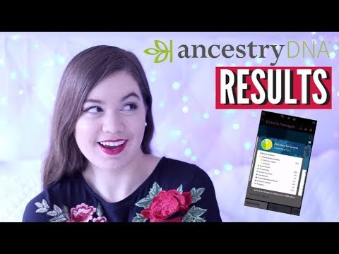 My Ancestry DNA Test Results