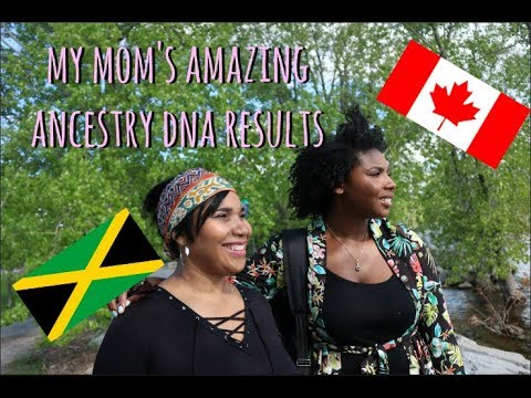 My Mothers Ancestry DNA Results | Jamaican Edition |  Long Lost Family | Naomi Sarah