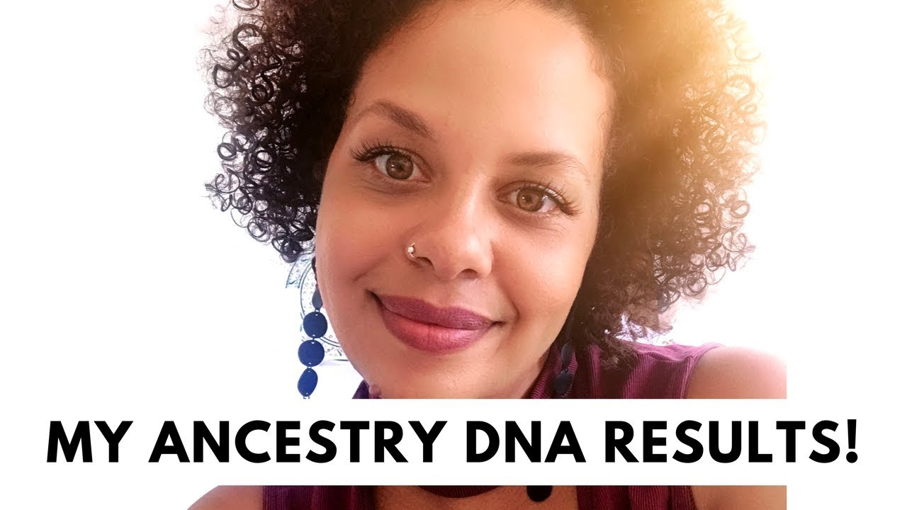 My Shocking Ancestry DNA Results Are In!!!