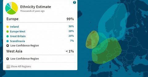 My SHOCKING Ancestry DNA Test Results & Review! [Mixed Race & Black Race Ancestry DNA]