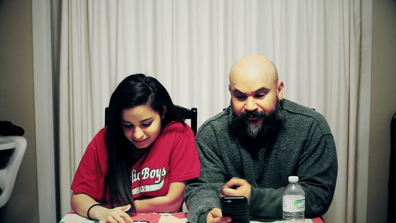 PUERTO RICAN FATHER AND DAUGHTER COMPARE ANCESTRY DNA RESULTS!