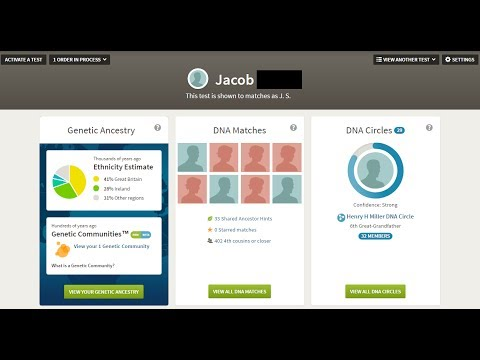 UPDATE: How to do an AncestryDNA test without spit