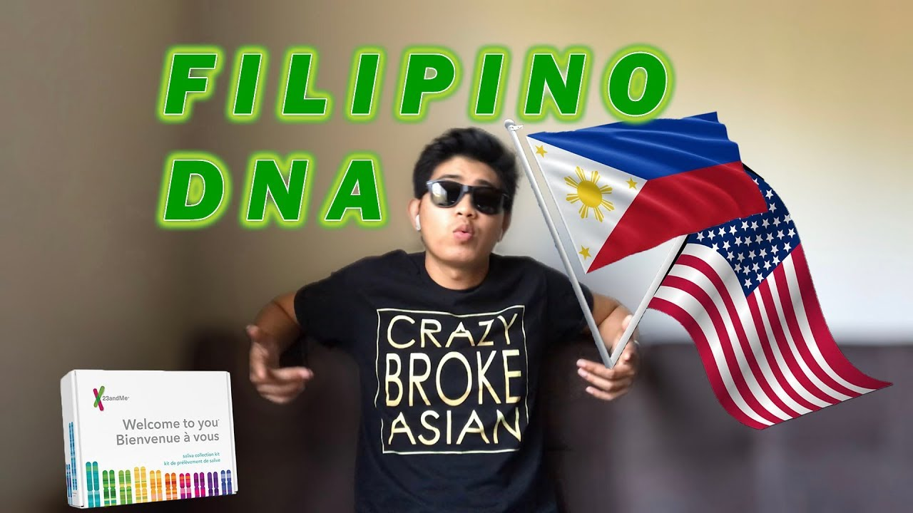 UPDATED FILIPINO DNA ANCESTRY RESULTS 23ANDME