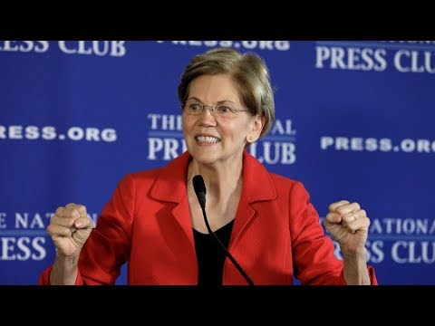 Warren Releases DNA Test, Controversy Continues