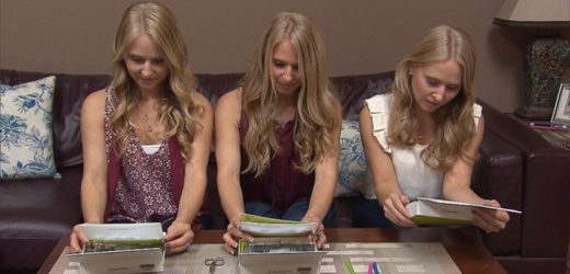 What Happened When 3 Sets Of Identical Triplets All Took Ancestry DNA Test Kits