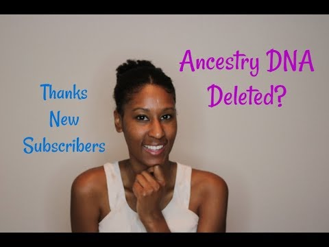 Why I deleted my Ancestry DNA videos + Channel VLOGS, dating, etc